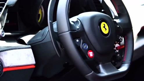 Chris Harris意大利山路驾驶 - 全新法拉利488 Pista 720马力