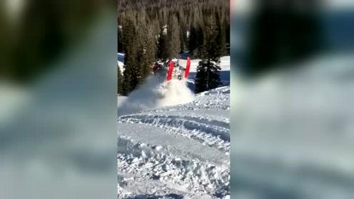 会飞的雪国战车,履带在手行遍天下