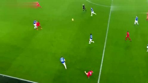 英超联赛第17轮,埃弗顿vs利物浦精彩集锦,真是太赞了,速观