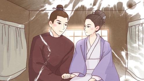 双手绘《知否》官宣夫妇交心录,你什么样子我都喜欢!