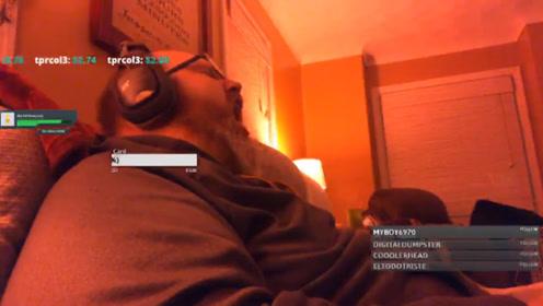 游戏主播直播中睡着 醒来后视频观看竟超220万次