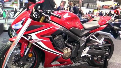 售价约10万!2019 本田 CBR650R,性价比最高四缸中级摩托车