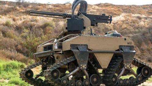 美国大力发展军用机器人,专家担心威胁人类安全,支持者这样反驳