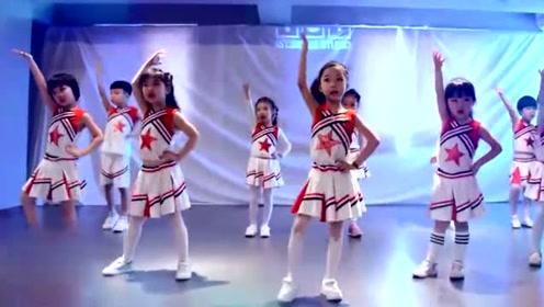 小舞蹈天才来袭,少儿舞蹈之TFBOYS《青春修炼手册》