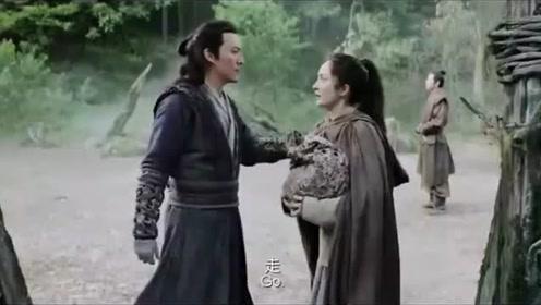 杨幂讲义气要与他共生共死,他为救杨幂把生路断了