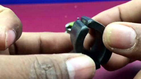 简单直流电机工程实验,中国科技的伟大!