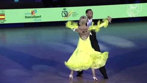 这才是真正的双人舞!舞蹈专业动感有魅力,想不喜欢都难