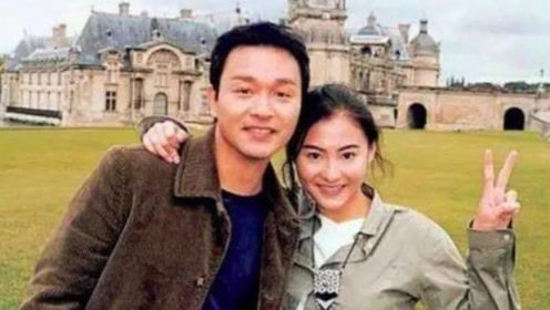 张柏芝社交网站晒与张国荣早年合影 永远是哥哥宠爱的小公主