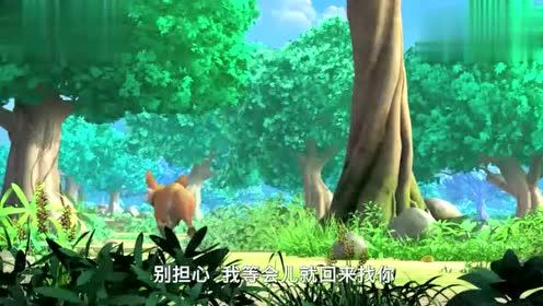 奇幻森林:豺向谢利打包票一定能吃到人孩,塔巴奎话别说太满!