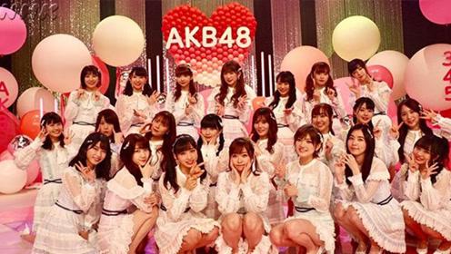 令人心碎!AKB48停止今年总选举