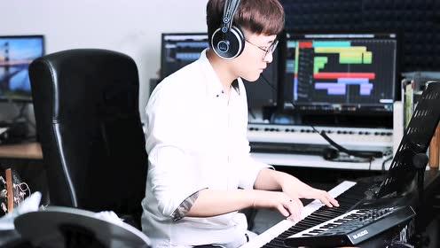 《康熙微服私访记》片头曲:江山无限(钢琴版)
