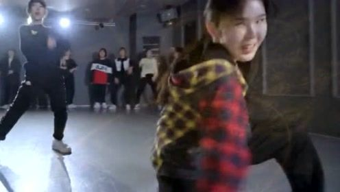 AJAY《COCO》HipHop舞蹈课,好喜欢这样的气氛啊!