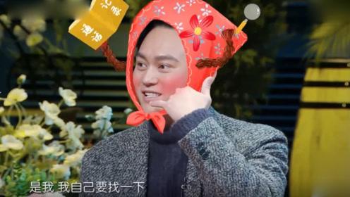 张智霖首次吐槽自己心机 自曝曾扮女声查袁咏仪通话记录