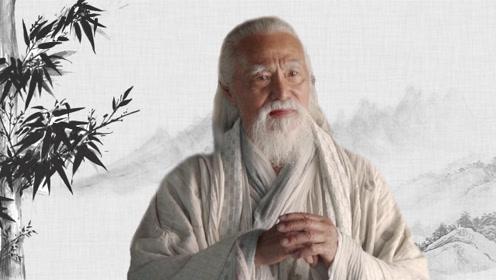 仙风道骨《倚天屠龙记》张真人宝刀未老!