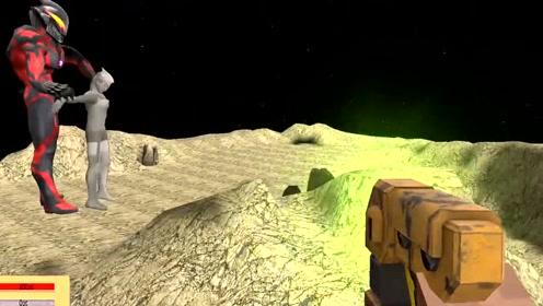 屌德斯解说:暗黑奥特曼贝利亚为何把雷杰多抓到星球上!