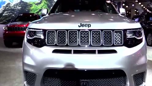 这颜值惊到我!2018新款吉普jeep出现在纽约车展