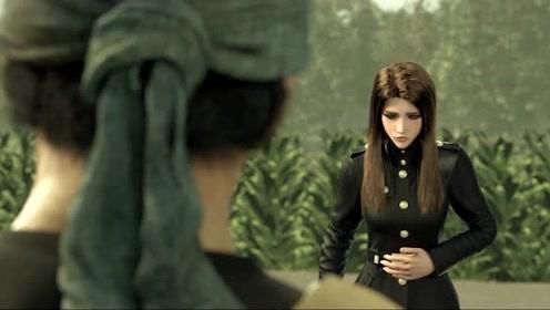 超神学院雄兵连:土匪看见蕾娜,居然想打蕾娜的主意!