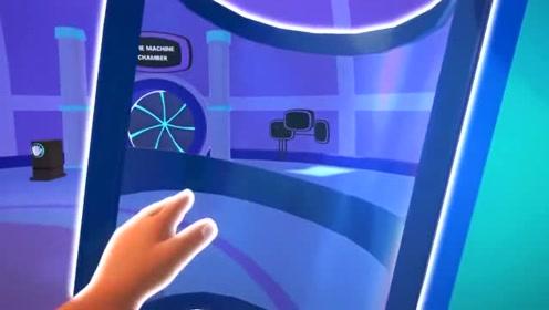 屌德斯解说:噩梦伙计全新版本,没想到家里还有一个电子宠物模拟机