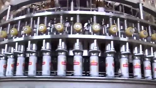科技探秘:啤酒我们经常喝,一起来看看啤酒的自动化生产过程