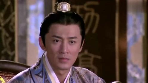 皇帝被女使的才艺打动,没想到华丽转身之后,竟是如此美艳!