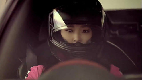 韩国AOA女团成员珍藏级MV!赛车手准备就绪,随时可以发车,超燃!