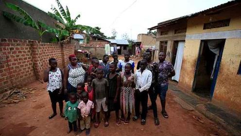 世界上最能生的女人?乌干达40岁单亲妈妈生了44个孩子