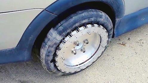3个能解决生活难题的发明,第2个为新手司机打造,让车子横着走