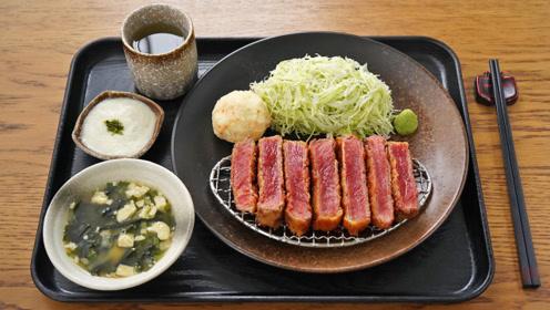 用39元的牛肉,能做出天天排队的日本人气炸牛排吗?