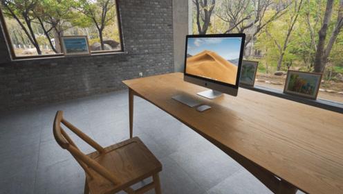 苹果全新2019款 iMac 27 5K 第九代 i9 高配款上手体验