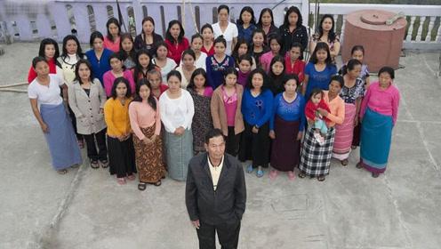 造人机器!生525个儿子,342个女儿,一直生到80岁!