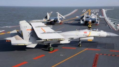 003航母下水在即!歼20、歼31、歼15谁能成为舰载机?