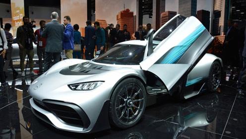 奔驰公路F1有多强?迪拜王子豪掷2亿买车,5万公里换次发动机