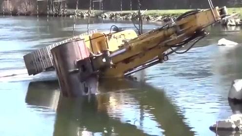 能把挖掘机开成这样,也是高手