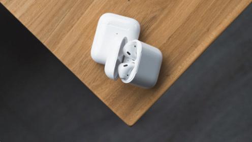 苹果 AirPods 第二代魏布斯超快速使用体验