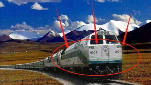 """为什么青藏铁路是""""单轨道"""",没有回头路?看完佩服国家良苦用心"""