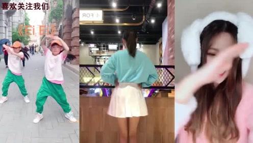 双胞胎姐妹花跳舞真灵性,起司姨太玩变装秀,技术流玩得真厉害