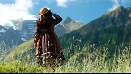《海蒂与爷爷》阿尔卑斯山下不只有美景,还有位好姑娘
