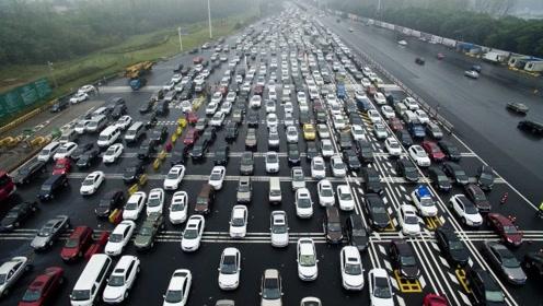 端午节安全出行,在高速上那些地方不能停车,你知道几个地方!