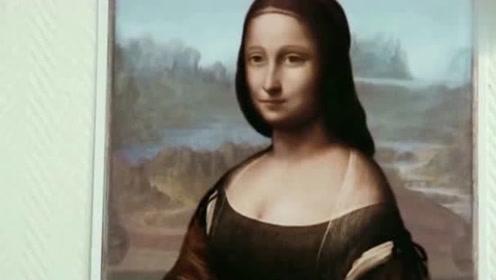 """""""蒙娜丽莎""""放大40倍后,科学家发现离奇女子,这才是重点?"""
