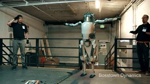 请停止霸凌机器人
