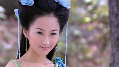 七仙女青儿红过霍思燕却退圈结婚,她的女儿长成了缩小版青儿