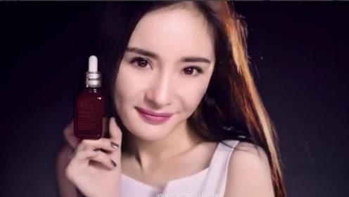 倪妮被拍得像张翰,杨幂卧蚕神奇消失,这些广告能再车祸点吗?