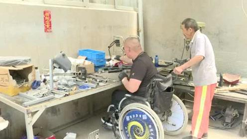 他车祸后截瘫,发现轮椅商机:世界这么大坐轮椅也能转
