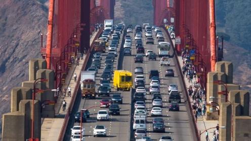 美国发明堵车神器,堵车不再是问题,深圳已经投入使用