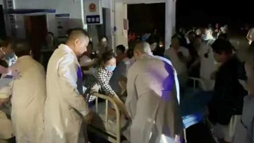 直击宜宾震中双河镇卫生院:已收治10余名伤者