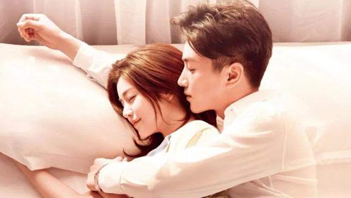 陈妍希感慨陈晓比自己更美 嫁给一个比自己更漂亮的老公好心酸
