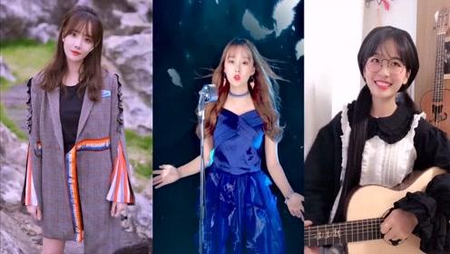 三大美女往后翻唱《来自天堂的魔鬼》,你更喜欢谁的风格?
