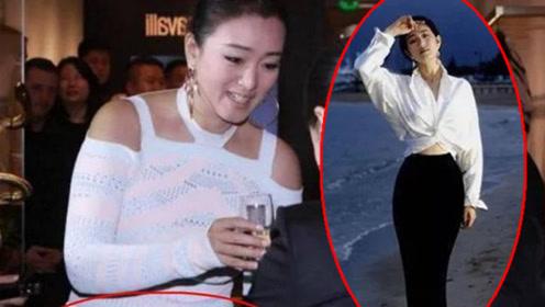 她第一个登上美国周刊的华人明星 现发福如大妈 和以前判若两人