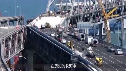 刚刚建立3月的大桥,中国为什么要亲手炸毁?真相让人沉默