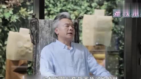 我要和你在一起:陈哲害死欧瑞养父,欧阳亲手送他进监狱